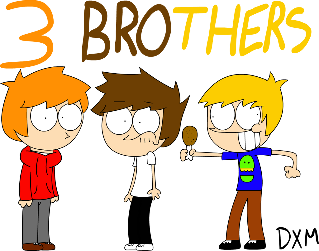 Some Three Brothers Fanart by AnimationCrave on DeviantArt