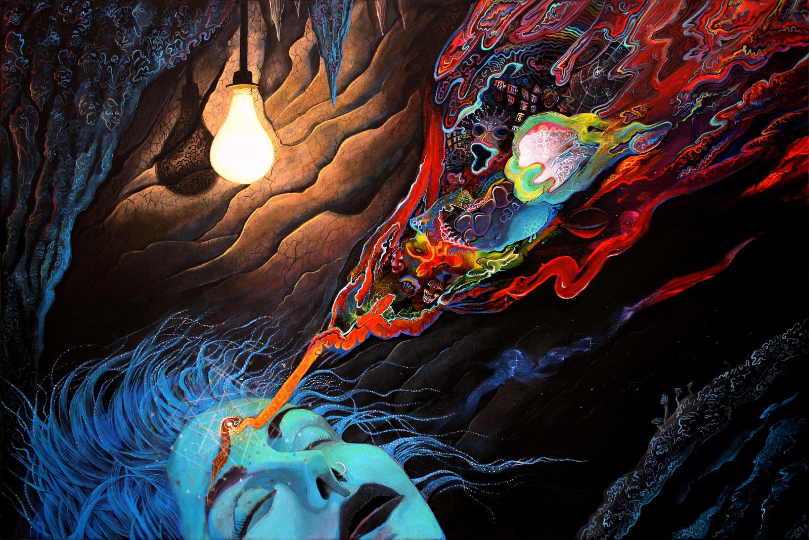 Turn the light on by SteveGriffith