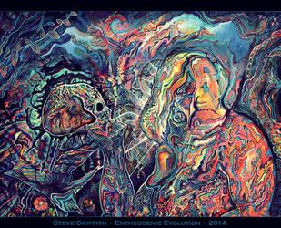 Entheogenic Evolution by SteveGriffith