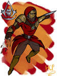 The Iron Assassin by Galahound19