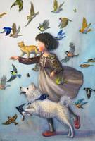Waltz for little birds by perodog