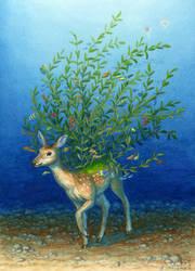 Seadeer by perodog
