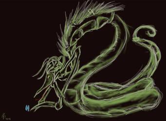 Good Omens Trueforms: Crowley by Knupfel