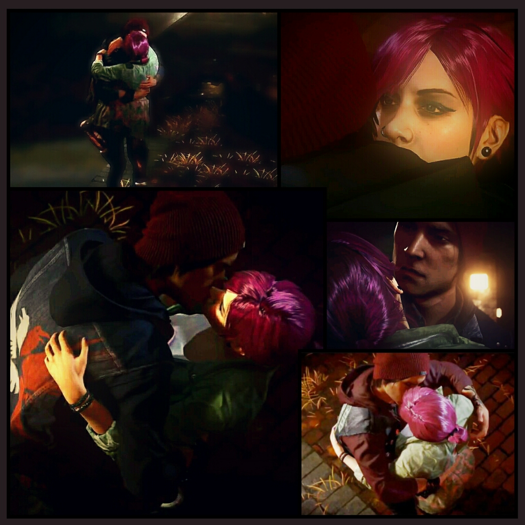 delsin and fetch relationship test