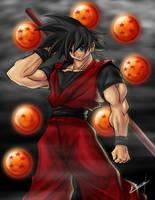 Goku by Karosu-Maker