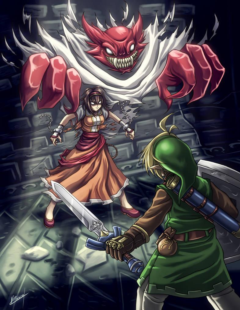 Zelda - Blind the Thief