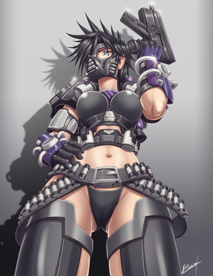 Gun Slinger by Karosu-Maker