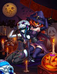 Dia de los Muertos X Halloween