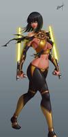 Lady Sith Tanya