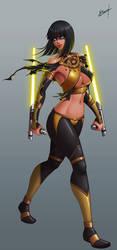 Lady Sith Tanya by Karosu-Maker