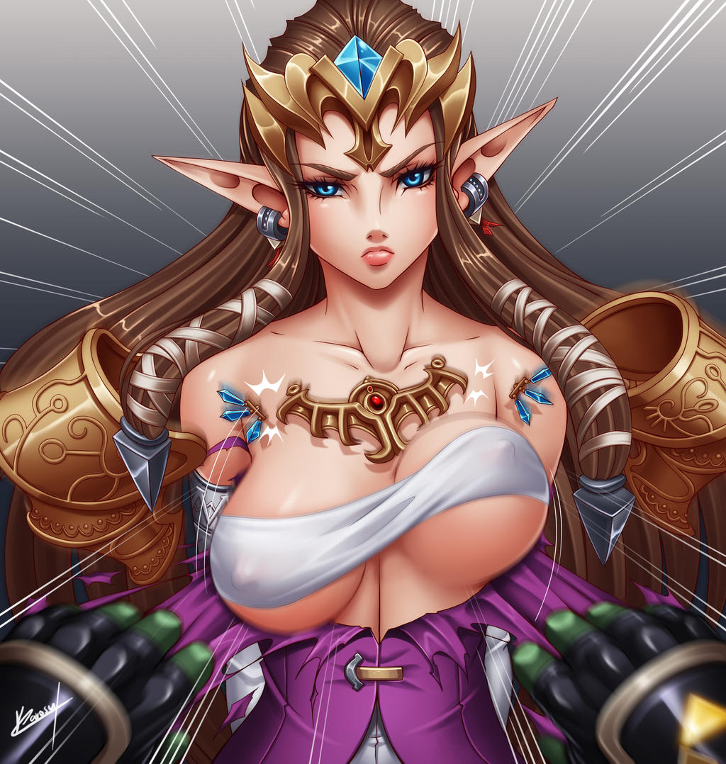 Surrender of Zelda
