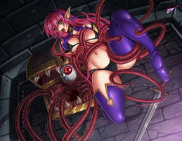 Karen and the Mimic A by Karosu-Maker
