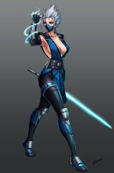 Jedi Master Frost