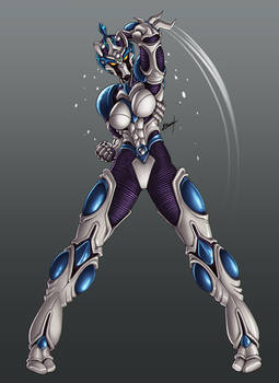 Guyver Phantom