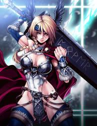 Power Valkyrie by Karosu-Maker