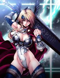 PowerValkyrie B by Karosu-Maker