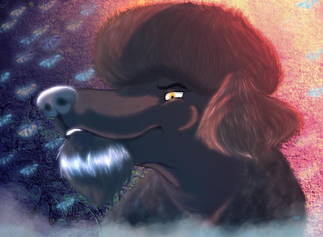 Sauve Poodle by Live-InTheMoment