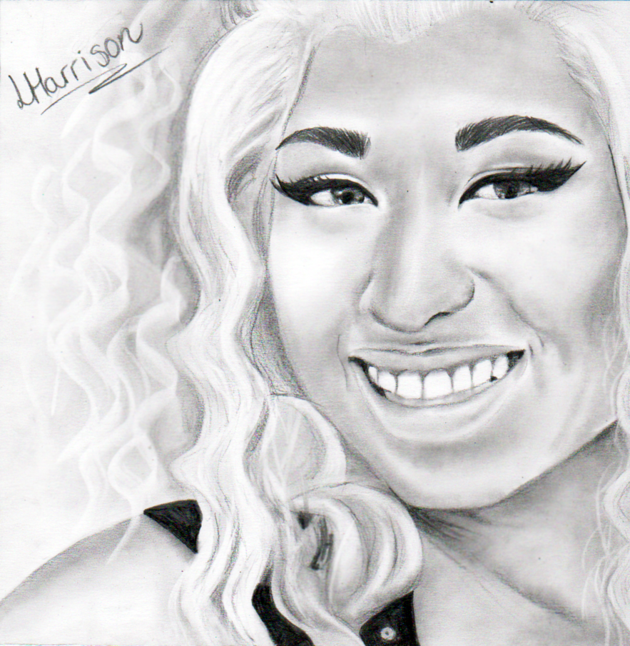Nicki minaj by leanne xo on deviantart nicki minaj by leanne xo voltagebd Image collections