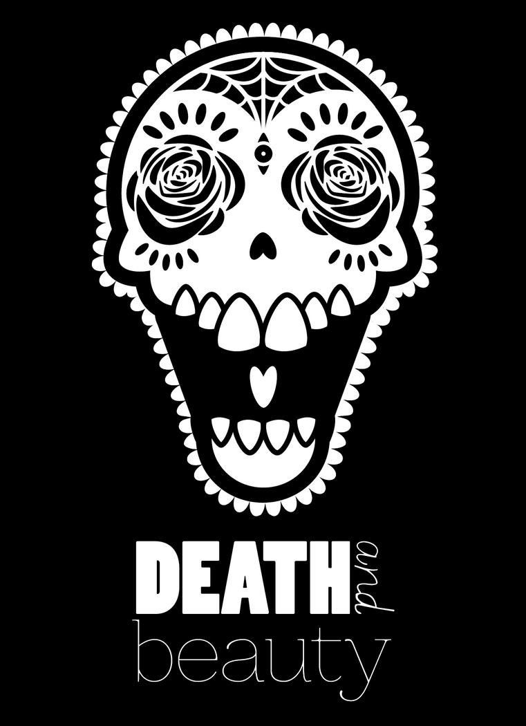 DEATH and beauty - Beautyfull Eyes by heartarrhythmia