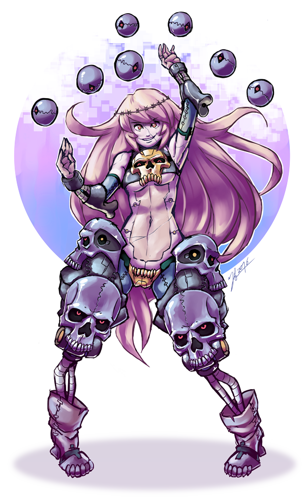 Brandish - Mechanic Minion Master by Andante2