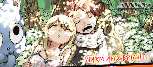 Fairy Tail Natsu et Lucy ( NaLu ^0^) by mikan21