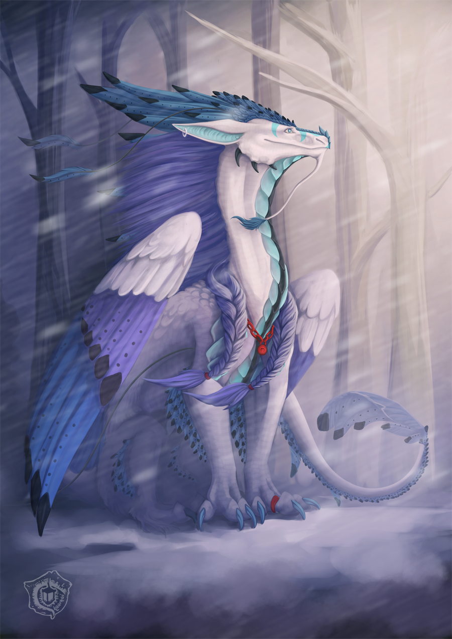 Commission: The Guardian by Kaarhai