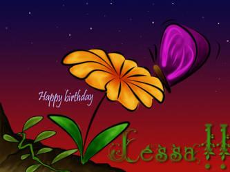Happy Birthday Jessa