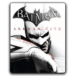 Batman Arkham City Icon By Joshemoore On Deviantart