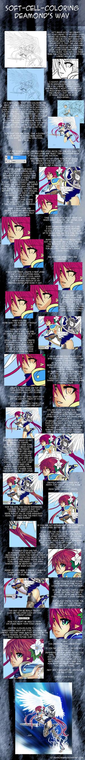 Manga-Shading-Tutorial by Dea-89