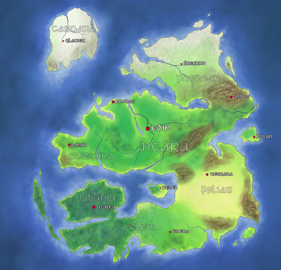 Aether World Map 2 by Dea89 on DeviantArt – Golden Sun World Map