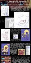 Tutorial: Drawing Dea's Way by Deamond-89