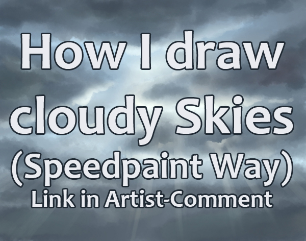 Cloudy Sky Tutorial