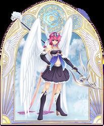 SoC - God of Caelius: Helia by Deamond-89