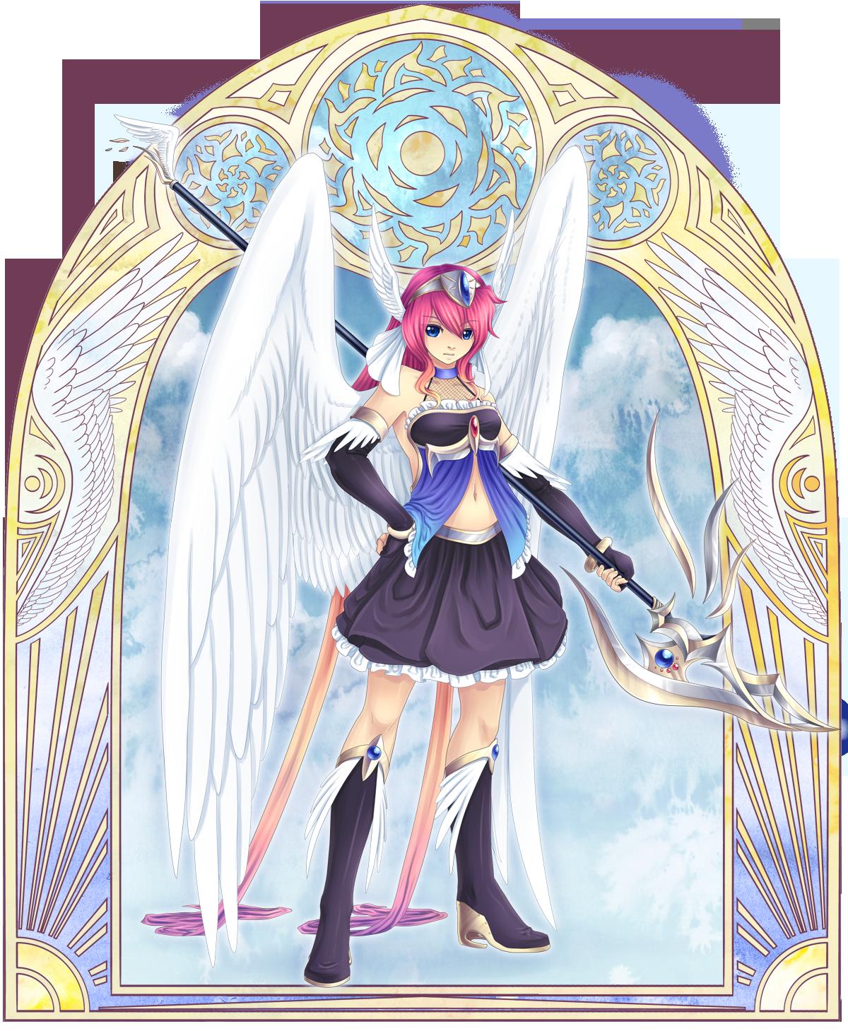 SoC - God of Caelius: Helia