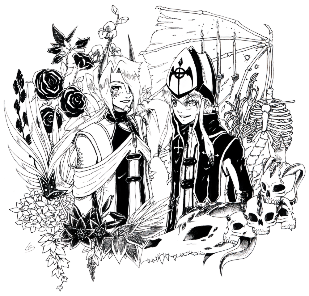 Priests Of Life And Death By Deamond 89 On Deviantart
