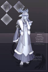 [Cauldron] Ice Elemental - Stage 2 by Deamond-89