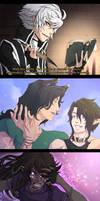 Fake Anime Screenshots