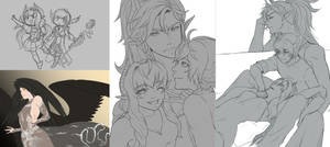Sketches and Wips