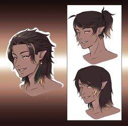 Zerachiel .:. Hairstyles