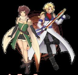 Ary and Lehra