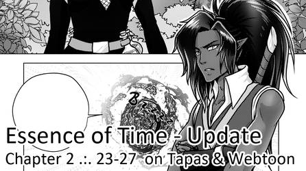 Essence of Time - Chapter 2 .:. 23-27 up!