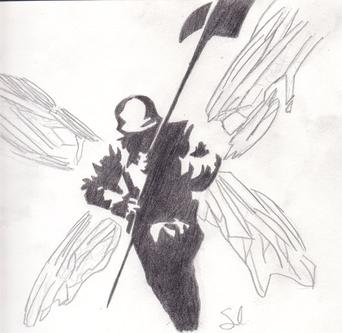 Hybrid Theory Soldier By Wormbaby On Deviantart