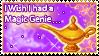 I wish I had a Magic Genie...