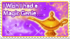 I wish I had a Magic Genie... by Annortha