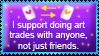 Support Art Trades