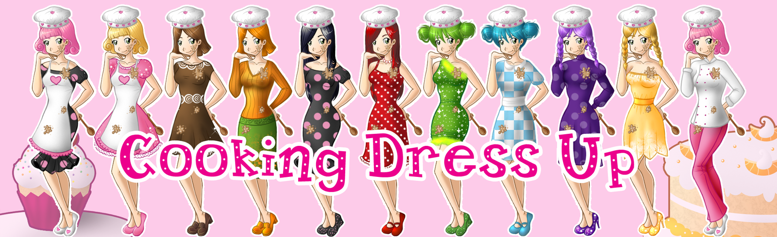 Cooking Dress Up Game By Annortha On DeviantArt