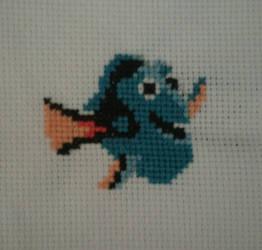 Dory Cross Stitch