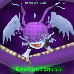 Demidevimon Evolution Line Demidevimon Digivolve ...