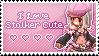 Stamp: I Love Stalker Cute by Annrov
