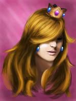 Princess Peach by Annrov